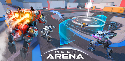 Mech Arena: Robot Showdown – Apps no Google Play