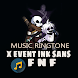 X Event Ink Sans FNF Ringtone - Androidアプリ