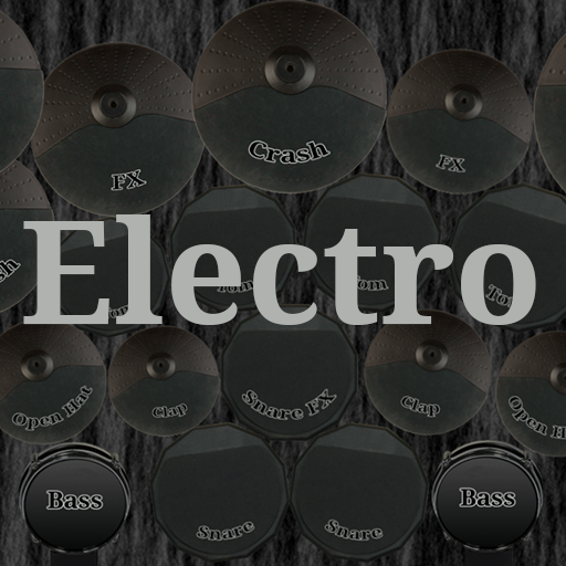 Electronic drum kit APK