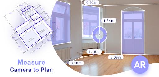 Arplan 3d Tape Measure Ruler Floor Plan Creator Apps On Google Play