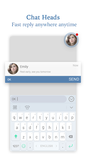 Privacy Messenger - Private SMS messages, Call app  Screenshots 7