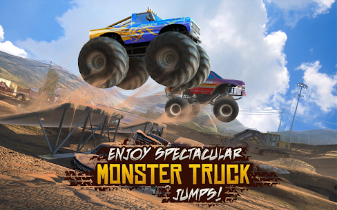 Free Racing Xtreme 2  Top Monster Truck  Offroad Fun 4