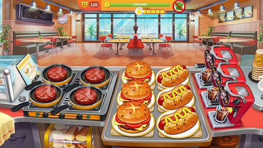 Crazy Diner: Crazy Chef's Kitchen Adventure android2mod screenshots 3