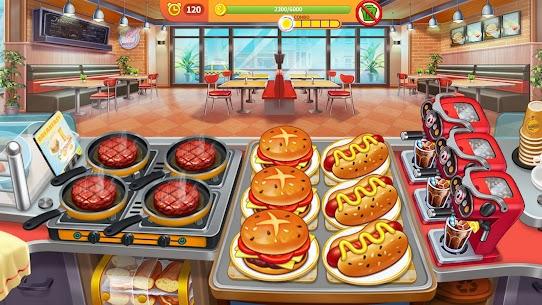 Crazy Diner: Crazy Chef's Kitchen Adventure Mod Apk 1.0.11 (Unlimited Currency) 3