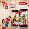 Photoframes Kemerdekaan Indonesia 2021 APK Icon