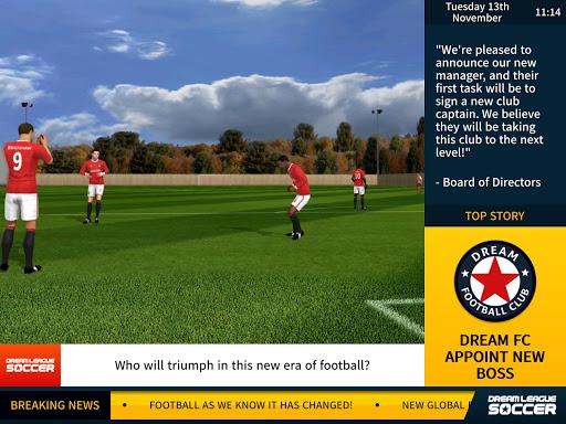 Dream League Soccer 6.13 screenshots 8