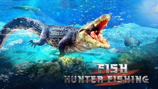 Underwater Fish Hunting adventure game 2021 screen 2
