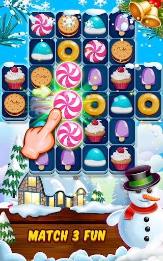 Christmas Candy World - Christmas Games screenshots 24