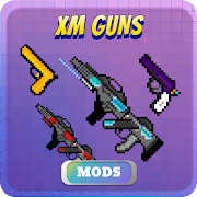 XM Guns Mod