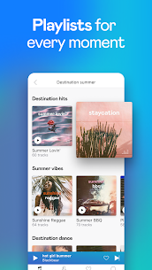 Deezer Music Player MOD (Premium) 4