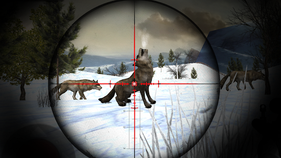 Deer Hunter Game Free Screenshot