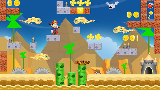 Island Adventures of Boy 4.0 screenshots 3