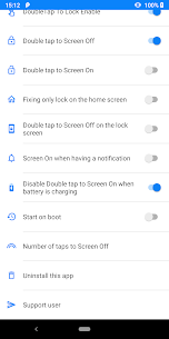 Double Tap Screen On and Off APK Download For Android 3