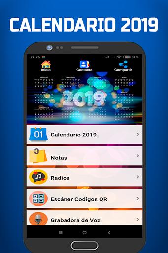 calendario gratis 2020 screenshot 1