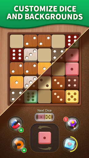 Dice Merge:u00a0Matchingdomu00a0Puzzle 0.1.7 screenshots 14