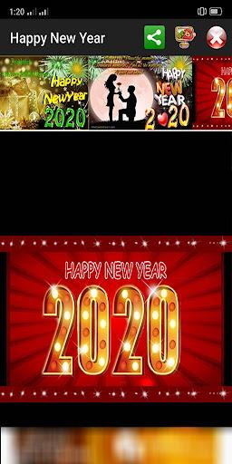 Happy New Year Greetings 2021  Screenshots 17