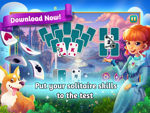 Solitaire Family World  screenshots 6