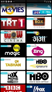 Free Unlimited Streaming   Watch Movies And Cable TV Apk Download 2021 3