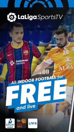 LaLiga Sports TV - Live Sports Streaming & Videos 7.5.0 screenshots 1