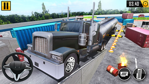 Big Truck Parking Simulation - Truck Games 2021 1.9 Screenshots 10