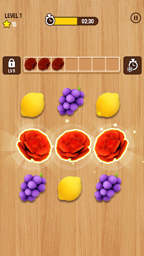 Tile Connect 3D - Triple Match Puzzle Game 1.0.3 screenshots 1