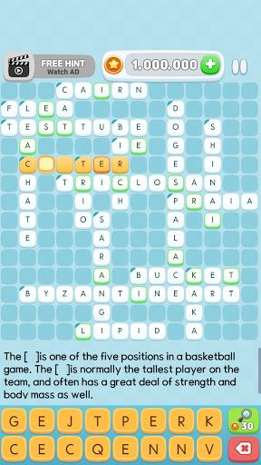 Crossword Quiz  screenshots 24