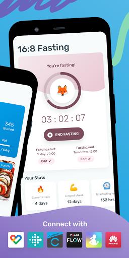 YAZIO Calorie Counter & Intermittent Fasting App 7.1.5 Screenshots 2