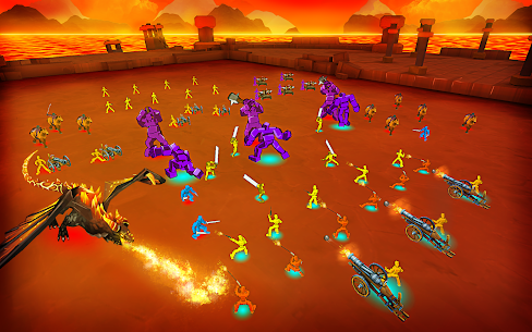 Epic Battle Simulator MOD (Unlimited Diamonds/Unlocked) 5