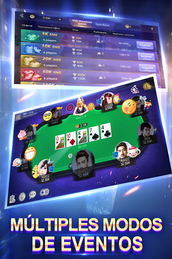 Texas Poker Espau00f1ol (Boyaa) 6.3.0 screenshots 2