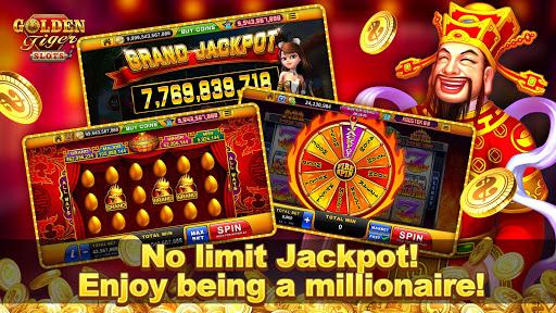 Golden Tiger Slots - Online Casino Game  screenshots 3