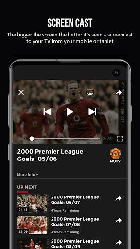 MUTV u2013 Manchester United TV 2.9.3 Screenshots 8