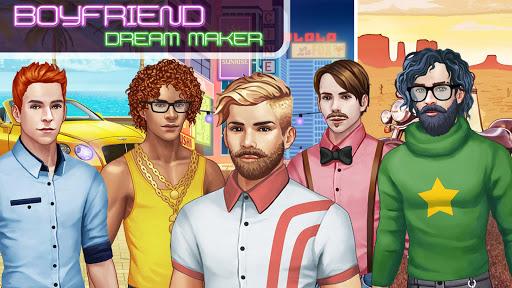 Dream Boyfriend Maker 1.6 screenshots 1