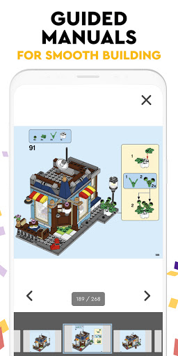 LEGOu00ae Building Instructions - Construction sets android2mod screenshots 6