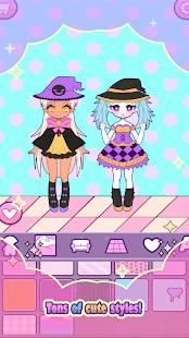 Mimistar: Dress Up chibi Pastel Doll avatar maker