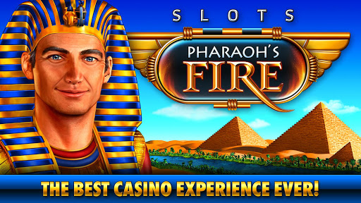 Slots - Pharaoh's Fire  Screenshots 1