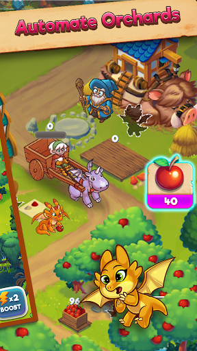 dragon idle adventure screenshot 2