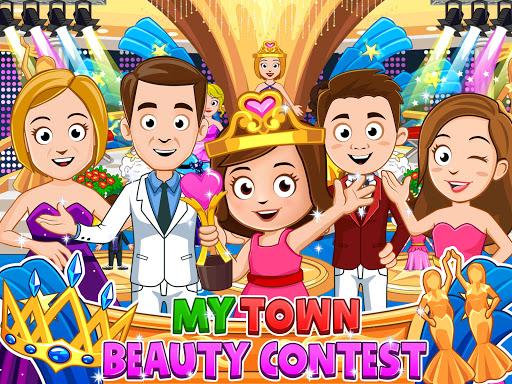 My Town : Beauty Contest - Girls Dress up & makeup screenshots 7
