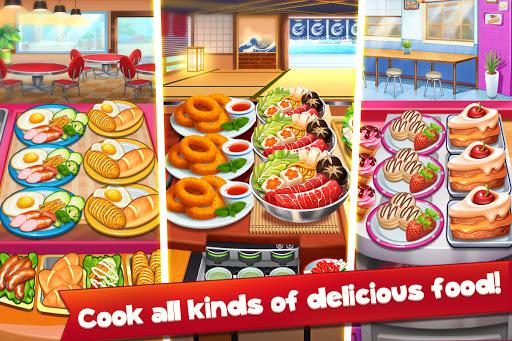 Restaurant Cooking: Crazy Chef & Home Design  screenshots 8