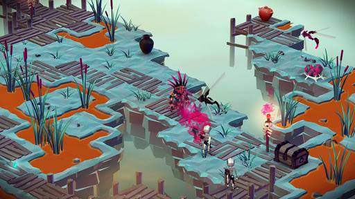 MONOLISK - RPG, CCG, Dungeon Maker 1.046 screenshots 9
