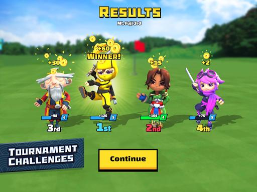 Ninja Golf u2122 1.6.7 screenshots 16