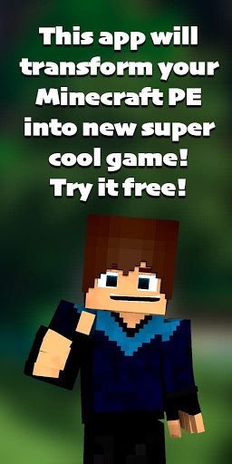Mods, Skins, Maps for Minecraft PE screenshots 5