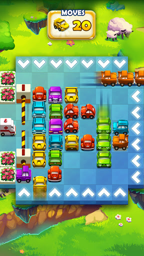 Traffic Puzzle - Match 3 & Car Puzzle Game 2021 1.55.1.313 screenshots 2