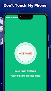Don't Touch My Phone : Phone Anti Theft Alarm