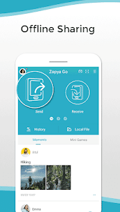 Zapya Go – Share File with Those Nearby and Remote 2.0.5 Apk 1