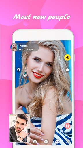 Tumile - Meet new people via free video chat apktram screenshots 2