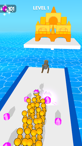 Crowd Battle 3D  screenshots 6