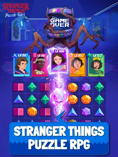 Stranger Things: Puzzle Tales  screenshots 11