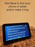 screenshot of Phone Link for Alexa