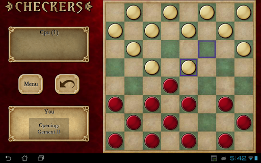 Checkers Free 2.321 screenshots 9
