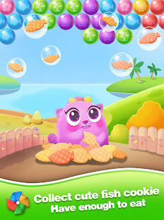 Bubble Cats - Bubble Shooter Pop Bubble Games